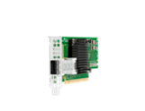 HPE InfiniBand HDR100/Ethernet 100Gb 1-port QSFP56 PCIe3 x16 MCX653105A-ECAT Adapter
