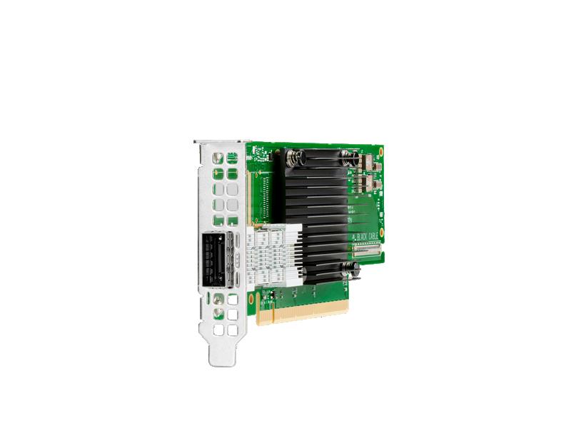 HPE IB HDR100/EN 100G 1p 940QSFP56 Adapter, half height