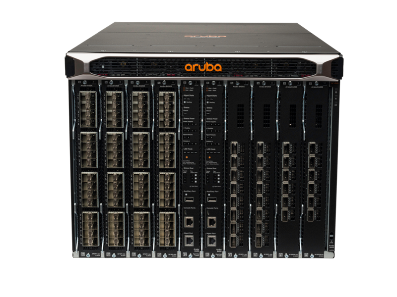Aruba 8400 Switch Series