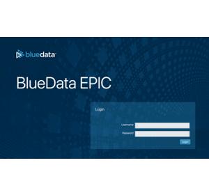 BlueData EPIC Software