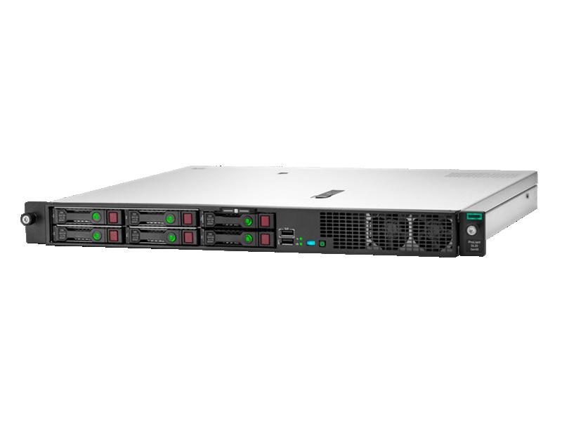 HPE ProLiant DL20 Gen10 server