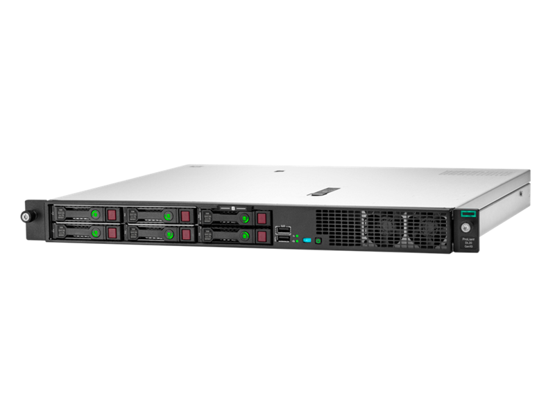 HPE ProLiant DL20 Gen10 server