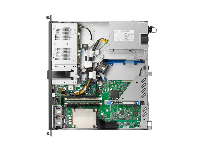HPE ProLiant DL20 Gen10 server, SFF