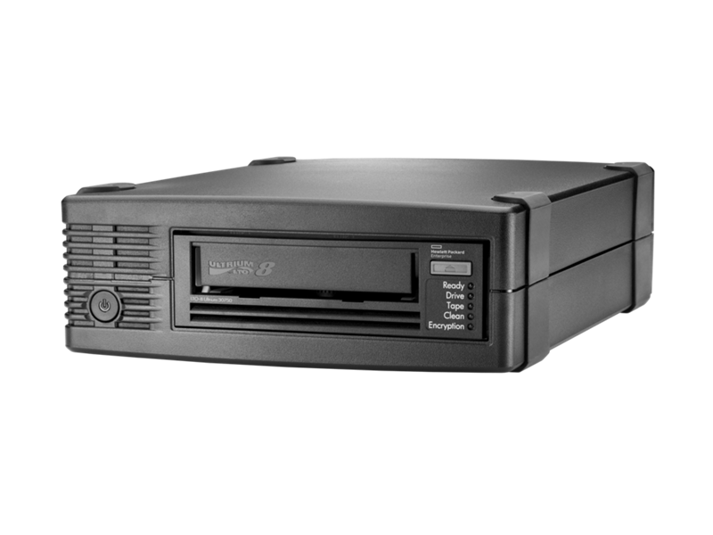 HPE StoreEver LTO-7 Ultrium 15000, external