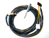 HPE StoreEver 4m Mini SAS (SFF-8088) LTO Drive Cable for 1U Rack Mount Kit