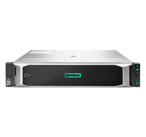HPE ProLiant DL180 Gen10 4208 1P 16GB-R S100i 12LFF 500W RPS Server