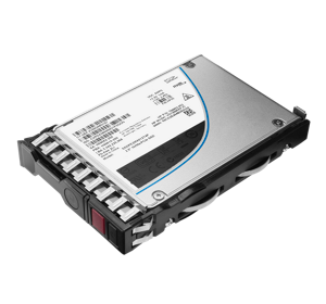 HPE 375GB NVMe x4 Lanes Write Intensive SFF (2.5in) SCN 3yr Wty Digitally Signed Firmware SSD