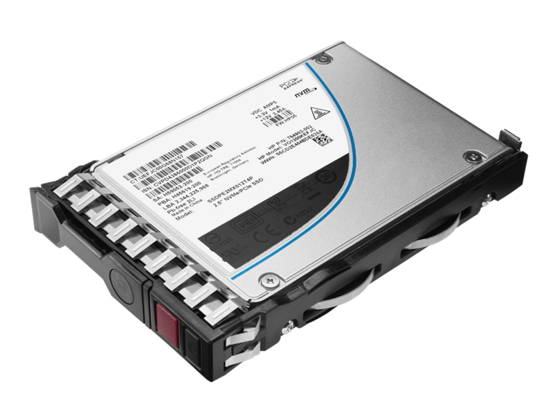 NVMe_PCIe_Smart Carrier NVMe SSD