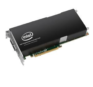 HPE Intel FPGA PAC D5005 Accelerator