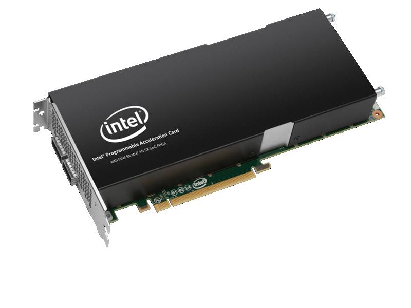 HPE Intel Stratix 10 GX FPGA Accelerator