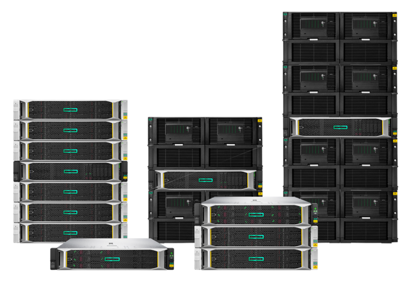 HPE StoreOnce family photo