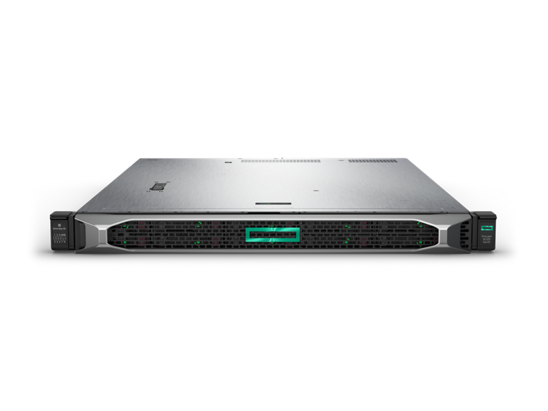 HPE ProLiant DL325 Gen10 Server - Front, with Bezel