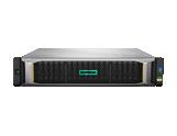 Système de stockage HPE MSA 2052 SAS à double contrôleur et à petit facteur de forme