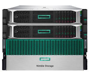 HPE Nimble Storage dHCI