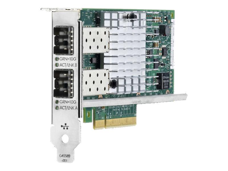 HPE Ethernet 10Gb 2-port 560SFP  Adapter