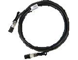 Cabo de cobre de conexão direta HPE X240 25G SFP28 para SFP28 5m