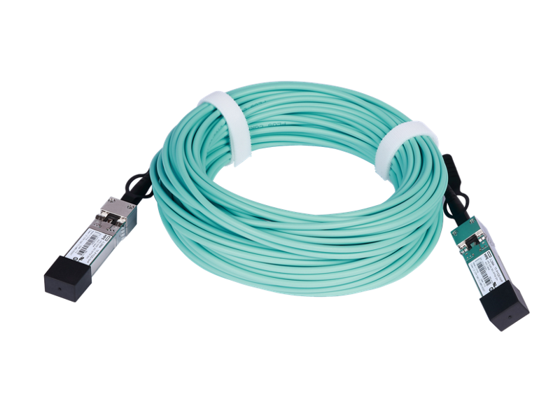 HPE X2A0 25G SFP28 to SFP28 20m Active Optical Cable