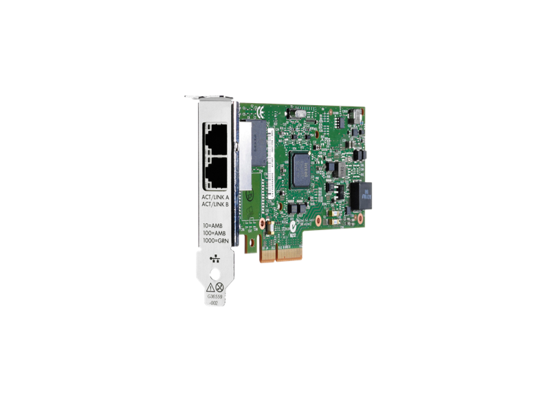HPE Ethernet 1Gb 2-port 361T Adapter