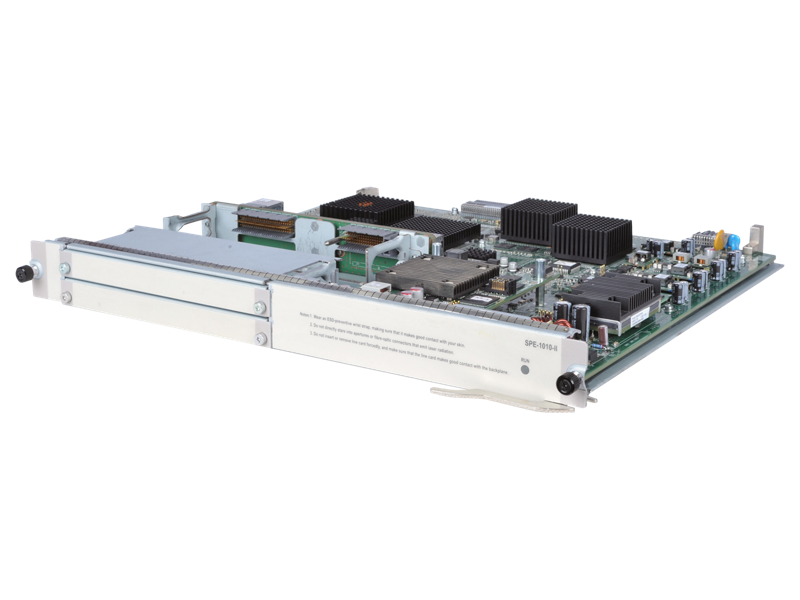Router Processing Modules