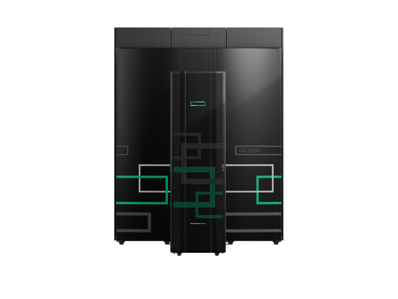 HPE SGI8600- Center facing