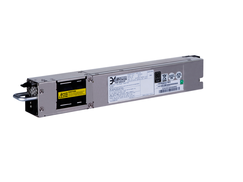 HPE A58x0AF Back (Power Side) to Front (Port Side) Airflow 300W AC Power Supply, JG900A
