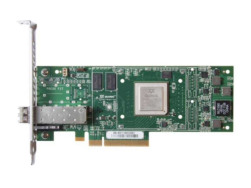 HPE StoreFabric SN1000Q 16Gb Single Port Fibre Channel Host Bus Adapter
