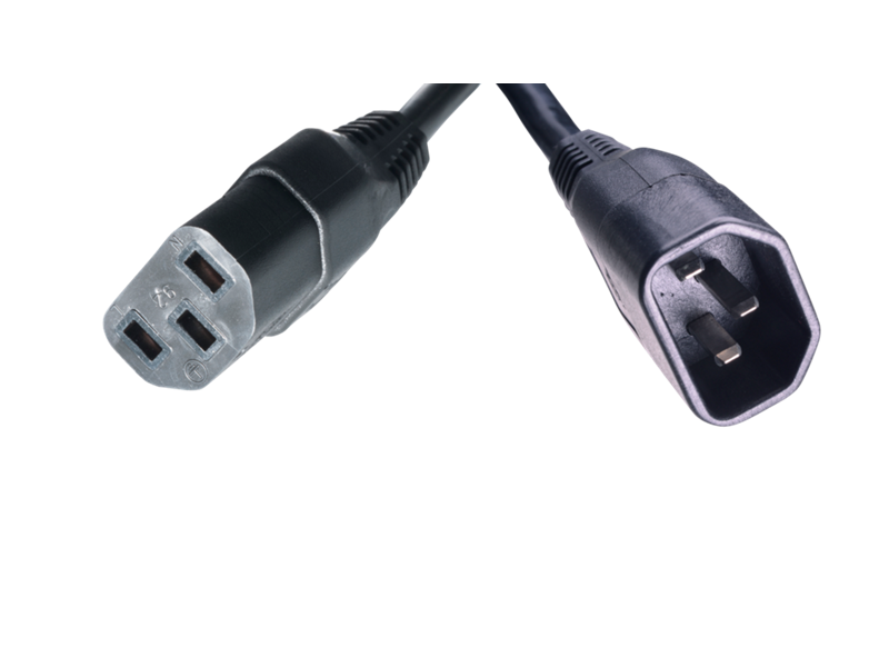 HPE 2M C14 to C13 Power Cord
