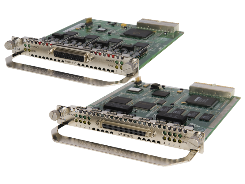 Router Multifunction Interface Modules (MIM)