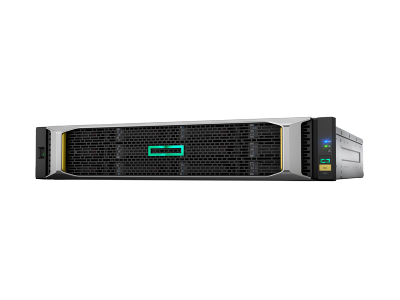 HPE MSA 2050- Left facing