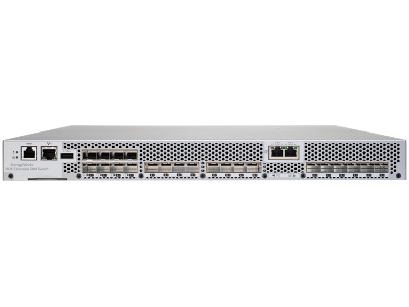 HPE StorageWorks 1606 Extension SAN Switch
