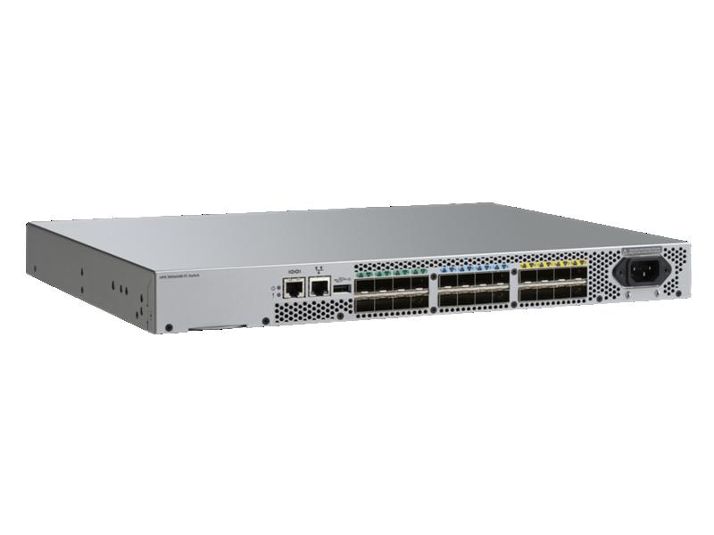 HPE StoreFabric SN3600B 32Gb FC Switch
