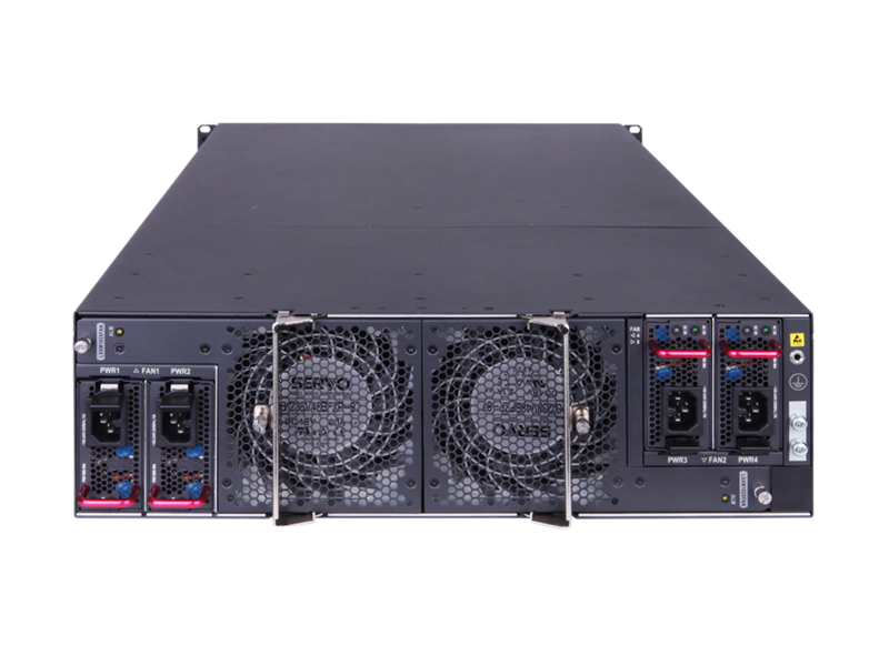 HPE FlexFabric 12902E Switch Chassis, JH345A