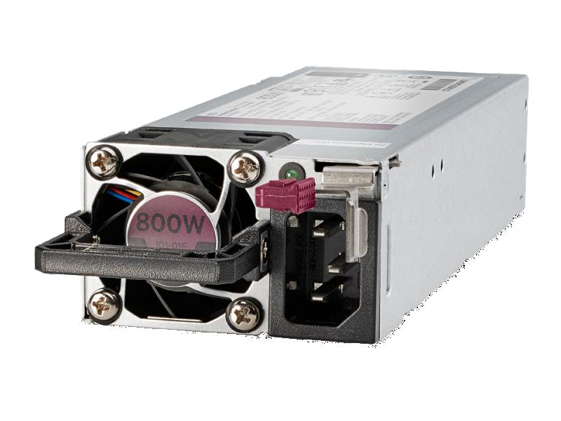 HPE 800W Flex Slot Titanium Hot Plug Low Halogen Power Supply Kit