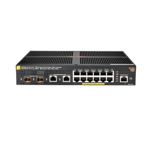 Aruba 2930F 12G PoE+ 2G/2SFP+ Switch
