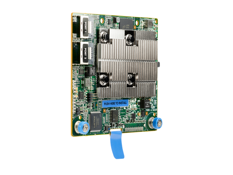 HPE Smart Array P408i-a SR Gen10 Low-profile Heat Sink Controller
