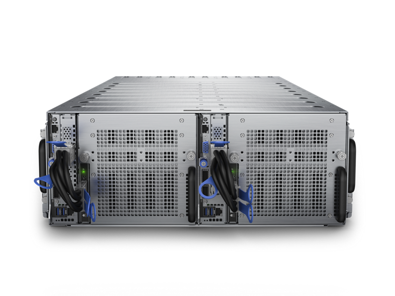 HPE CLoudline CL5200 Gen9 Server - Front
