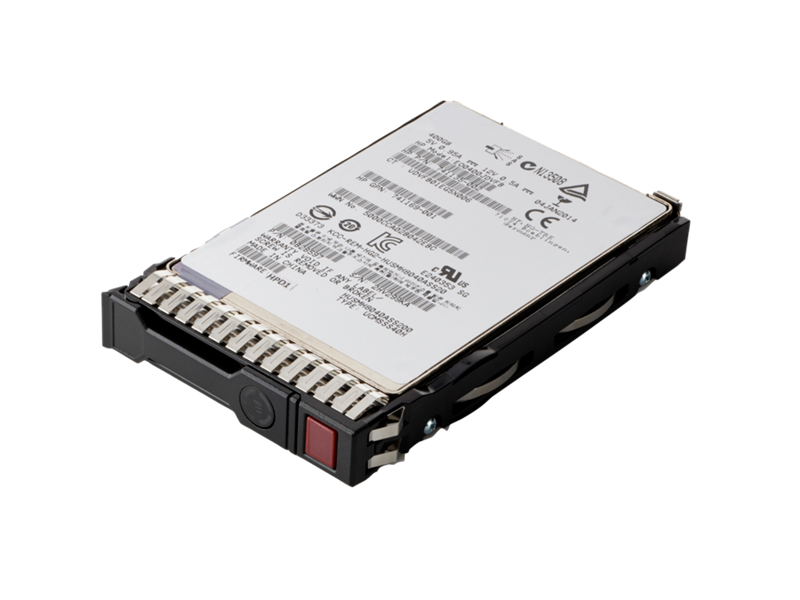 SAS or SATA Smart Carrier SSD