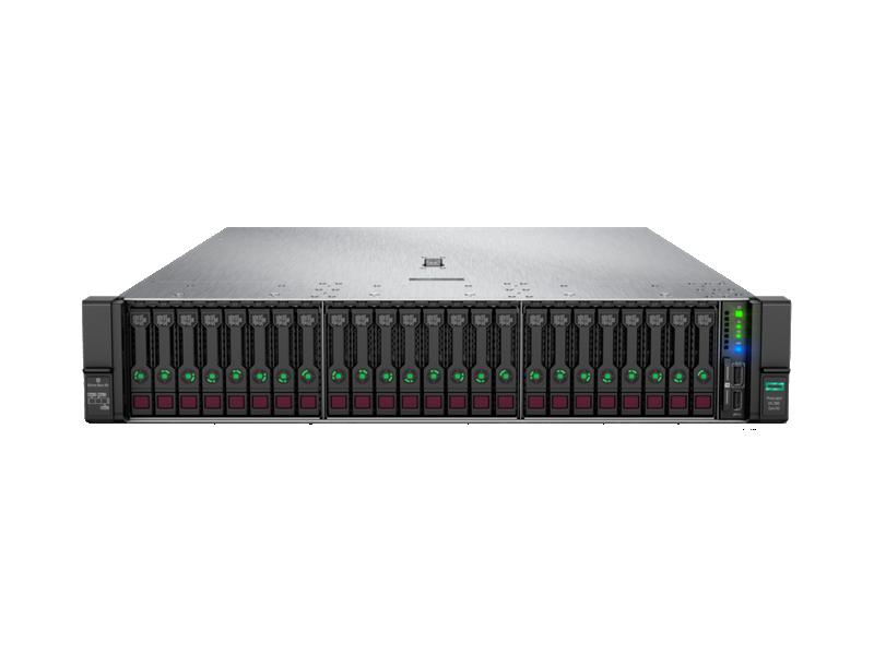 HPE ProLiant DL385 Gen10 - Front 24SFF