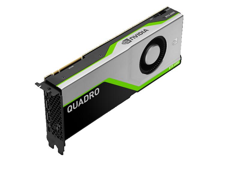 HPE NVIDIA Quadro RTX6000 GPU Module