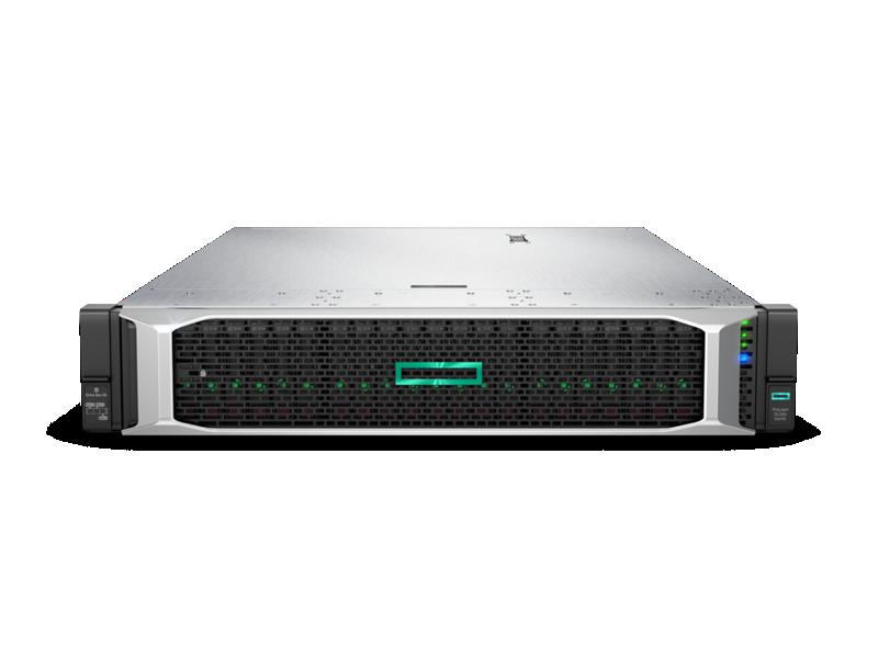 HPE ProLiant DL560 Gen10 - Front with Bezel