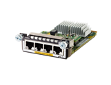 Aruba 3810M 4 HPE Smart Rate PoE+ Module
