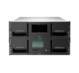 HPE StoreEver MSL3040 Skalierbares Library-Basismodul