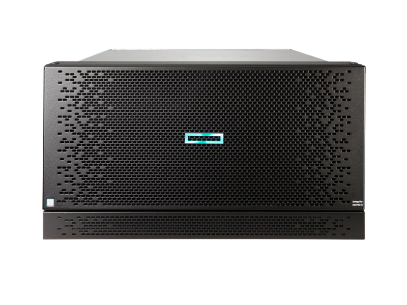 HPE Integrity MC990 X, MC990 X, Integrity server, server, MC990, 4 socket