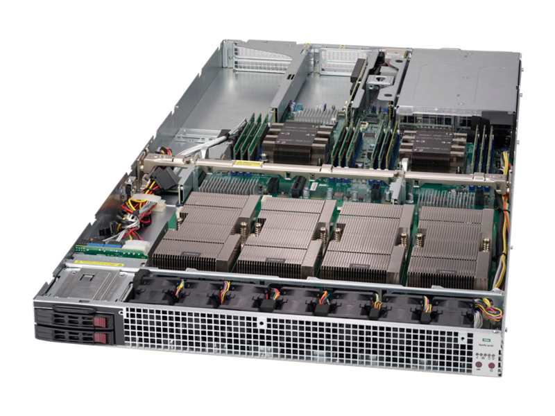 HPE Apollo sx40 server
