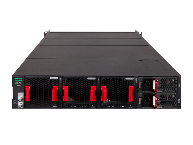 HPE FlexFabric 12901E Switch Chassis