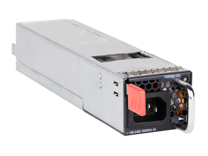 HPE FlexFabric 5710 250W Front-to-Back AC Power Supply, JL589A