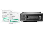 HPE LTO-8 Ultrium RW Data Cartridge, LTO-8 Ultrium WORM Data Cartridge, HPE StoreEver LTO-8 Ultrium 30750 Tape Drive