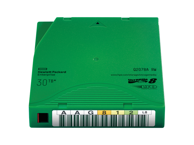 HPE LTO-8 Ultrium RW Data Cartridge
