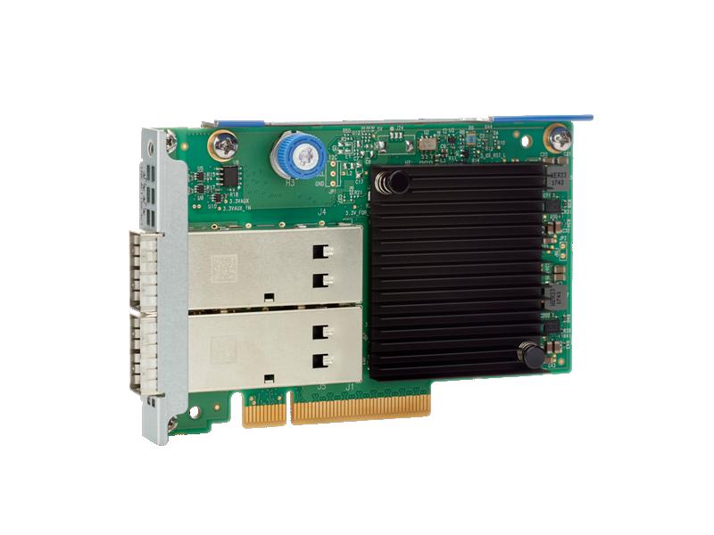 HPE Infiniband FDR/EN 40/50Gb 547FLR 2QSFP Adapter