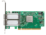 HPE InfiniBand EDR/Ethernet 840QSFP28-Adapter, 100 Gbit, 2 Anschlüsse